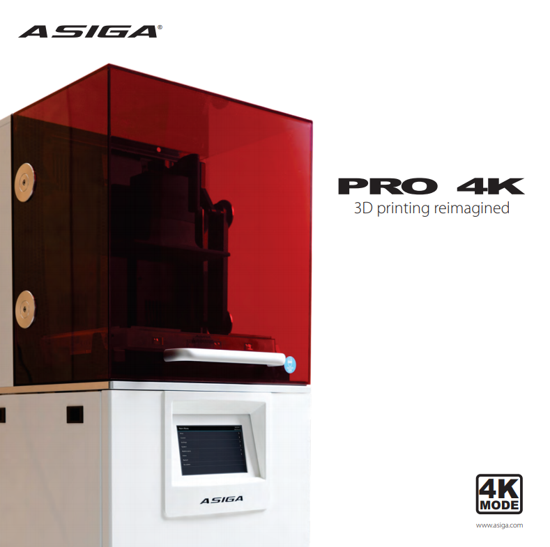 Asiga PRO 4K